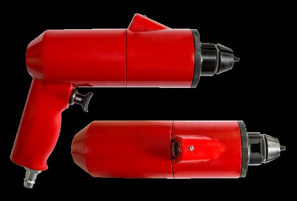 Пистолет для ошиповки шин
